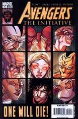 Avengers: The Initiative (2007-2010) #10