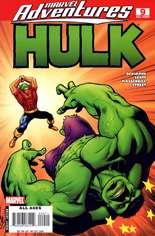 Marvel Adventures: Hulk (2007-2008) #9