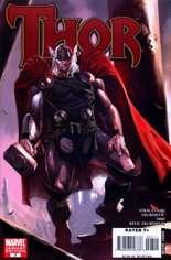 Thor (2007-2011) #7 Variant B