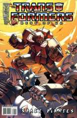 Transformers: Best of the UK - Space Pirates #1 Variant A