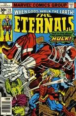 Eternals (1976-1978) #14 Variant A