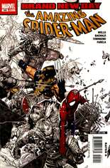 Amazing Spider-Man (1999-2014) #555 Variant A