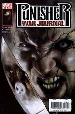 Punisher: War Journal (2007-2009) #18 Variant B: Direct Edition