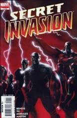 Secret Invasion (2008-2009) #1 Variant A