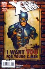 Young X-Men (2008-2009) #1 Variant B: Retailer Incentive Variant