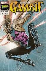 X-Men (1991-2001, 2004-2008) #4 Variant C: Marvel Legends Series IV Reprint Packaged w/ Gambit