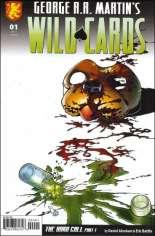 Wild Cards: Hard Call #1 Variant A