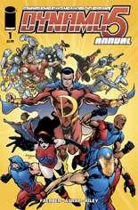 Dynamo 5 (2007-2009) #Annual 1