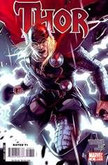 Thor (2007-2011) #8 Variant A