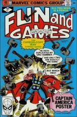 Marvel Fun and Games (1979-1980) #7