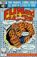 Marvel Fun and Games (1979-1980) #13