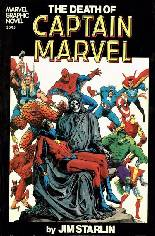Marvel Graphic Novel (1982-1988) #GN Vol 1 Variant A