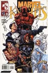 Marvel Knights (2000-2001) #1 Variant A