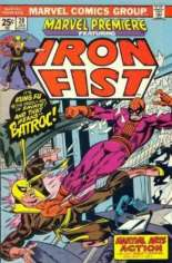 Marvel Premiere (1972-1981) #20