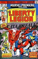 Marvel Premiere (1972-1981) #29 Variant A