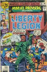Marvel Premiere (1972-1981) #30 Variant A
