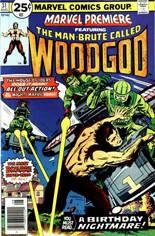 Marvel Premiere (1972-1981) #31 Variant A