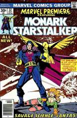 Marvel Premiere (1972-1981) #32