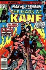 Marvel Premiere (1972-1981) #33