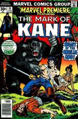 Marvel Premiere (1972-1981) #34