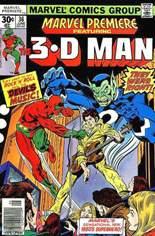 Marvel Premiere (1972-1981) #36 Variant A