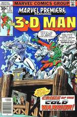 Marvel Premiere (1972-1981) #37 Variant A