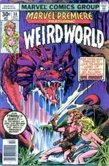 Marvel Premiere (1972-1981) #38 Variant A