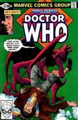 Marvel Premiere (1972-1981) #58 Variant B: Direct Edition
