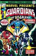 Marvel Presents (1975-1977) #3 Variant A
