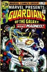 Marvel Presents (1975-1977) #4 Variant A