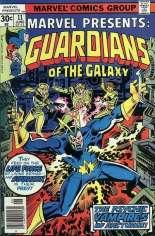 Marvel Presents (1975-1977) #11 Variant A