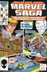 Marvel Saga (1985-1987) #5