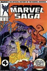 Marvel Saga (1985-1987) #23