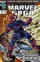 Marvel Saga (1985-1987) #24