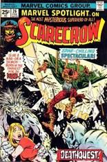 Marvel Spotlight (1971-1977) #26 Variant A