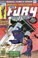 Marvel Spotlight (1971-1977) #31 Variant A