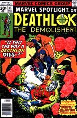 Marvel Spotlight (1971-1977) #33