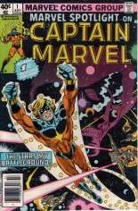 Marvel Spotlight (1979-1981) #1 Variant A: Newsstand Edition