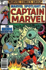 Marvel Spotlight (1979-1981) #3 Variant A: Newsstand Edition