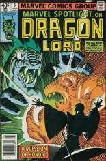 Marvel Spotlight (1979-1981) #5 Variant A: Newsstand Edition