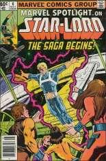 Marvel Spotlight (1979-1981) #6 Variant A: Newsstand Edition