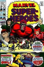 Marvel Super-Heroes (1967-1982) #23