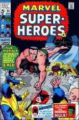 Marvel Super-Heroes (1967-1982) #25
