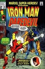 Marvel Super-Heroes (1967-1982) #28