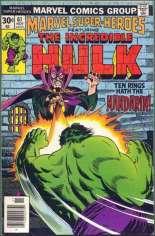 Marvel Super-Heroes (1967-1982) #61