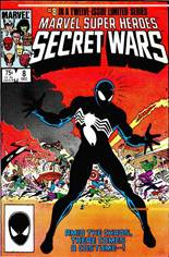 Marvel Super-Heroes Secret Wars (1984-1985) #8 Variant B: Direct Edition