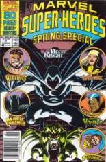 Marvel Super-Heroes (1990-1993) #1 Variant A: Newsstand Edition; Spring Special