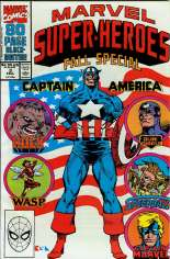 Marvel Super-Heroes (1990-1993) #3: Fall Special