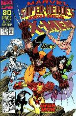 Marvel Super-Heroes (1990-1993) #8: Winter Special