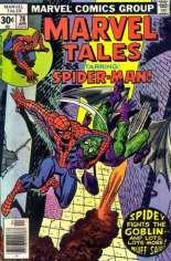 Marvel Tales (1964-1994) #78